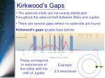 kirkwood s gaps