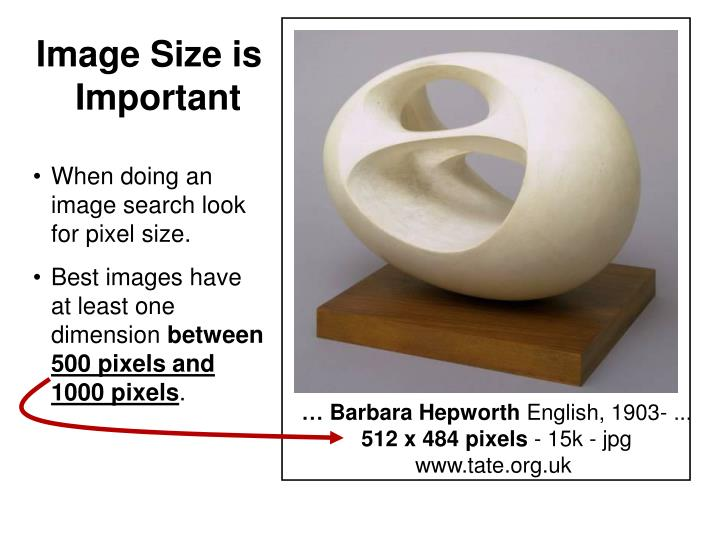 … Barbara Hepworth