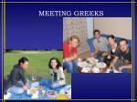 meeting greeks