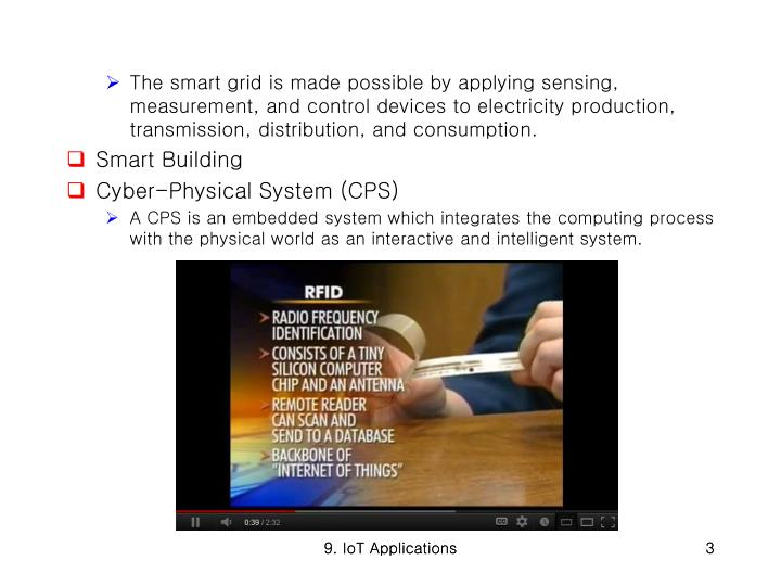 The smart grid is made possible by applying sensing, measurement, and control devices to electricity...