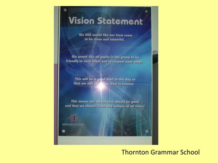 Thornton Grammar School