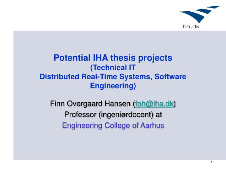 software engineering phd thesis Software engineering (phd the phd in software engineering program offers you the opportunity to deepen your understanding of.