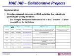 mae iab collaborative projects1