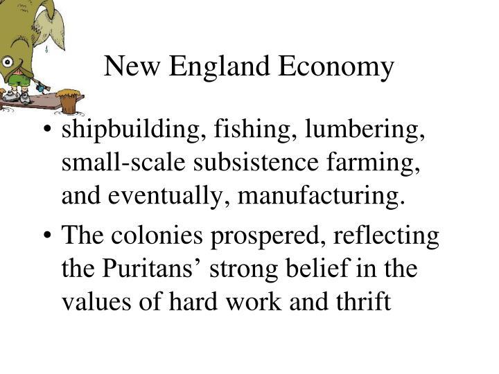 New England Economy