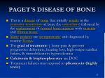 paget s disease of bone