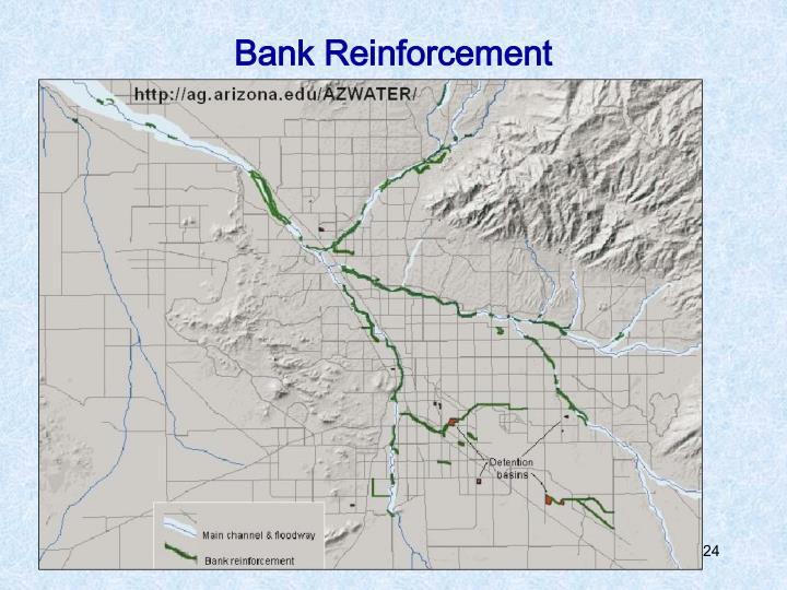 Bank Reinforcement