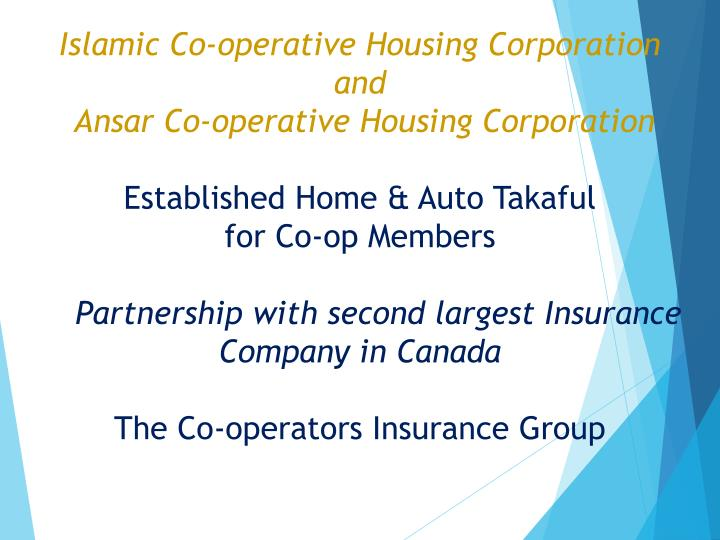Islamic Co-operative Housing Corporation