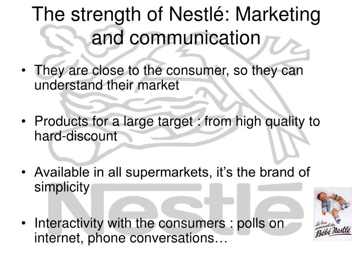 nestle marketing communication 世界最大のプロフェッショナルコミュニティであるlinkedinでdaniel nestleさんのプロフィールを表示danielさんのプロフィールには11の求人が掲載されています。.