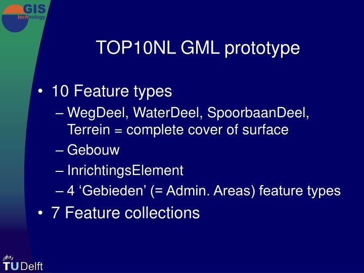 TOP10NL GML prototype