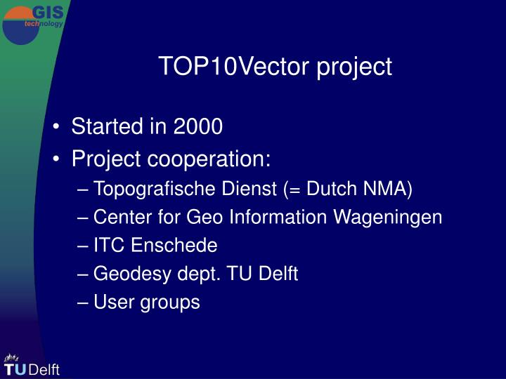 TOP10Vector project