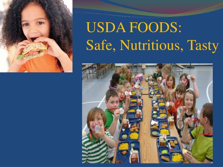 USDA FOODS: