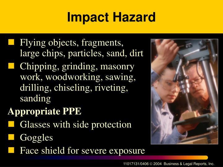 Impact Hazard