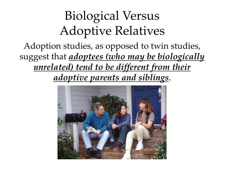 Biological Versus