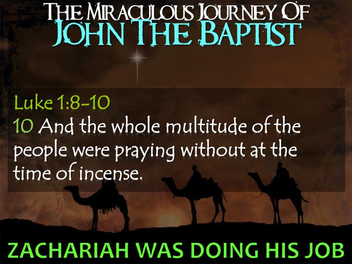 The Miraculous Journey Of