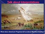 t alk about interpretations
