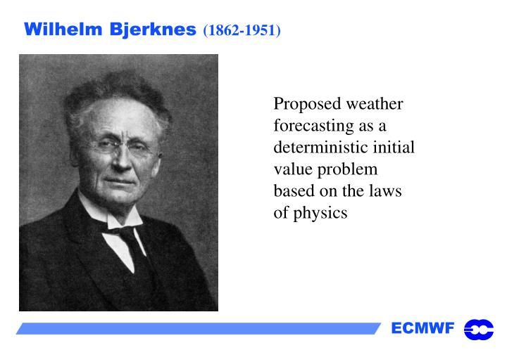 Wilhelm Bjerknes