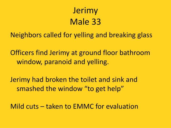 Jerimy