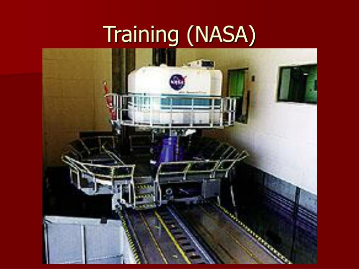 Training (NASA)