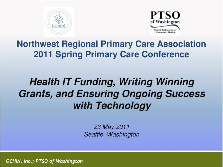 Northwest Regional Primary Care Association
