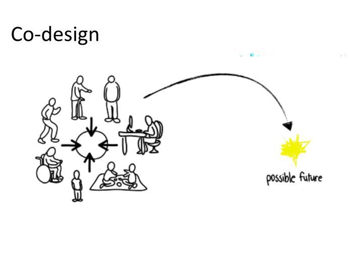 Co-design