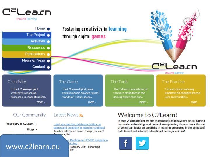 www.c2learn.eu