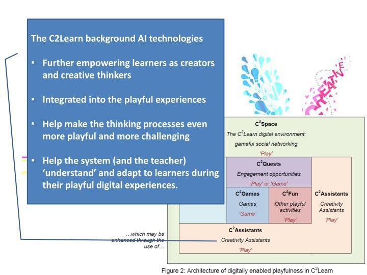 The C2Learn background