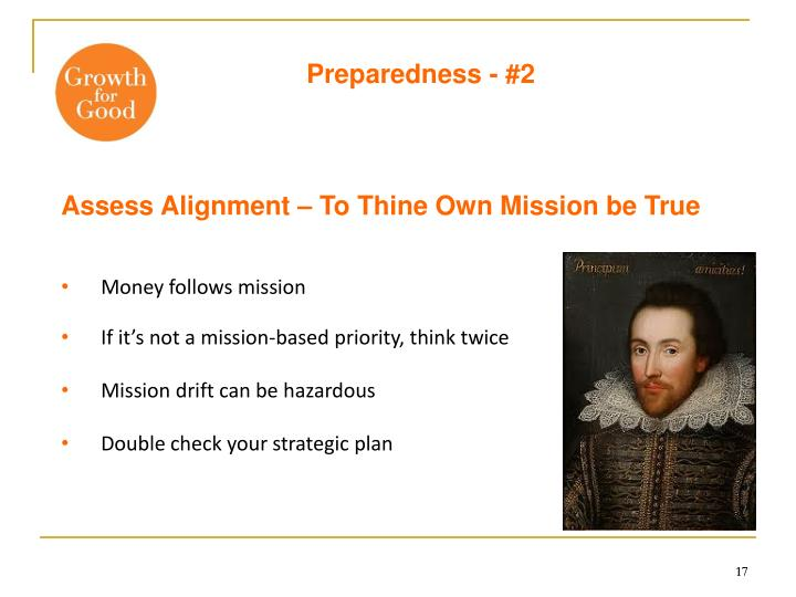 Preparedness - #2