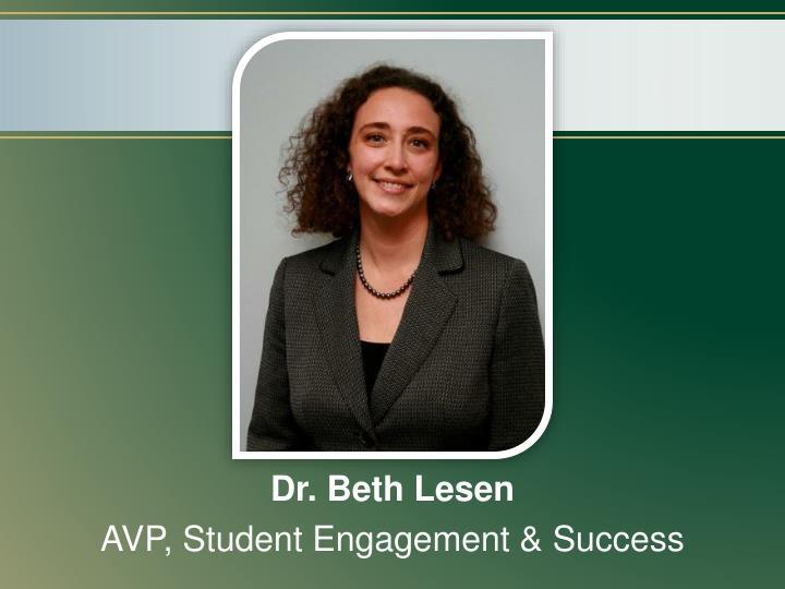 Dr. Beth Lesen