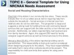 topic 8 general template for using nrcnaa needs assessment