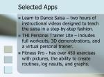 selected apps3