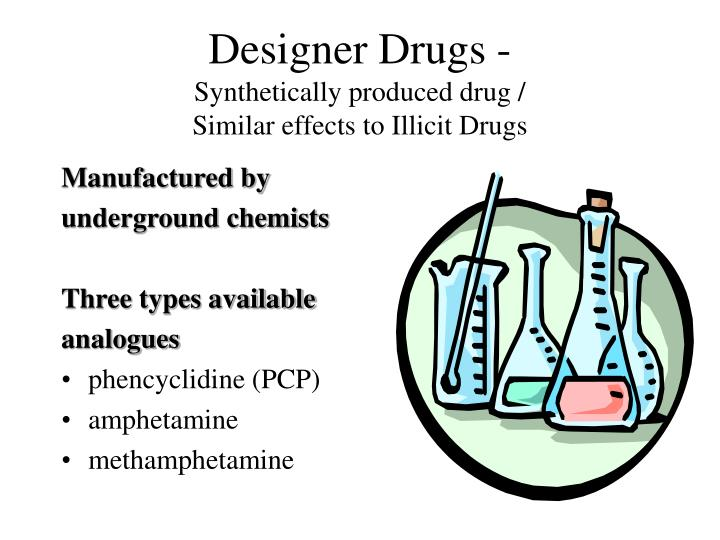 Designer Drugs -