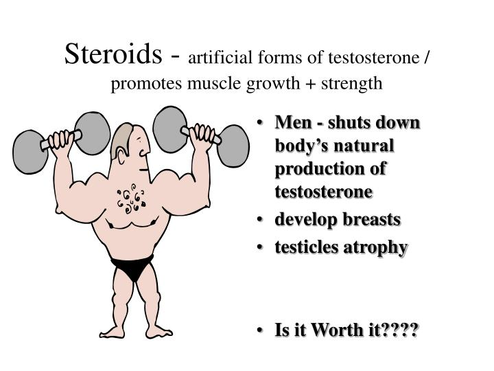Steroids -
