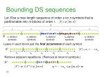bounding ds sequences2