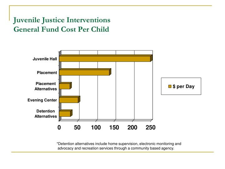 Juvenile Justice Interventions