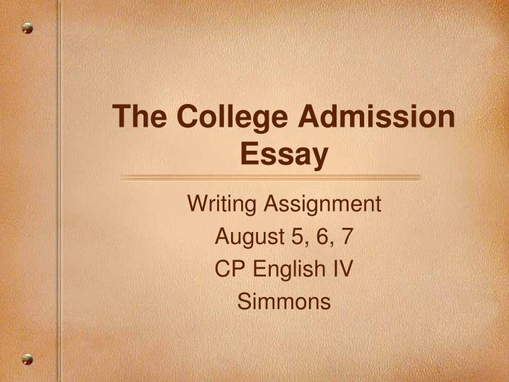 college essay assignment College essay writing tips for students tight deadlines, unclear tasks, clashing assignments are giving you sleepless night.