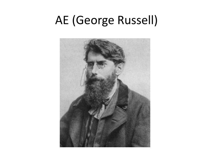 AE (George Russell)