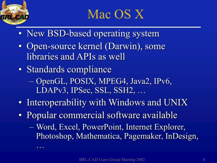 New BSD-based operating system