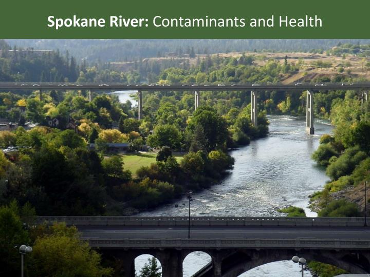 Spokane River: