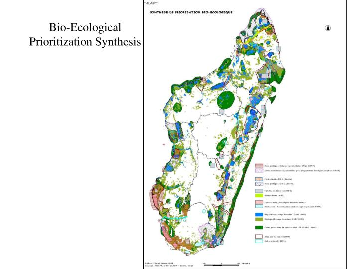 Bio-Ecological Prioritization Synthesis