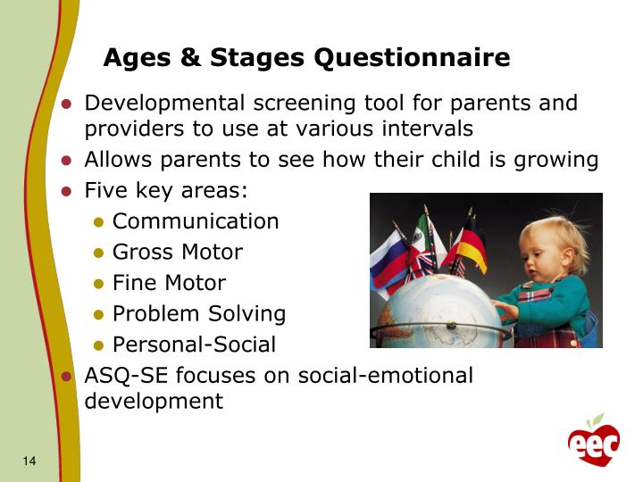 Ages & Stages Questionnaire