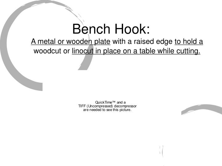 Bench Hook: