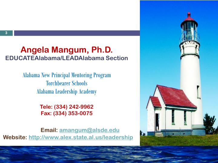 Angela Mangum, Ph.D.