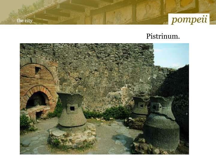 Pistrinum