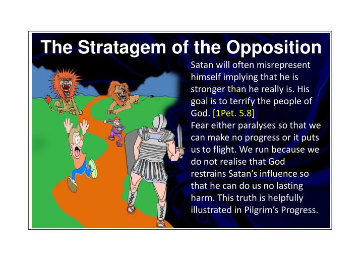 The Stratagem of the Opposition