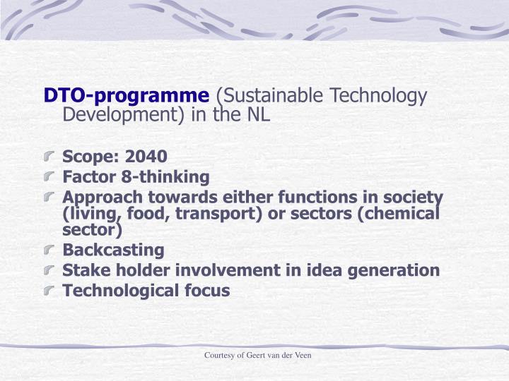 DTO-programme