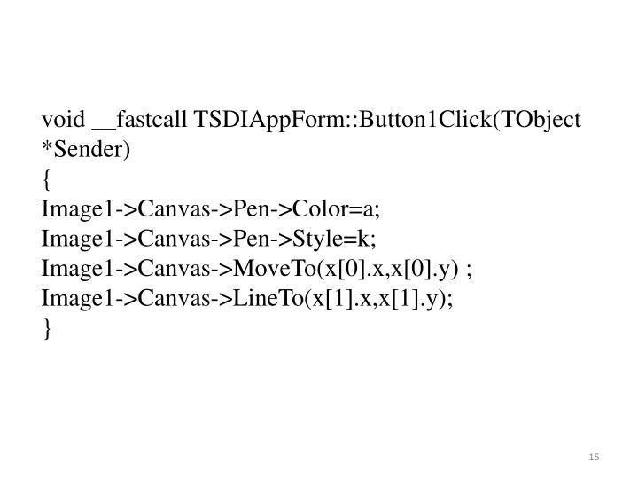 void __fastcall TSDIAppForm::Button1Click(TObject *Sender)