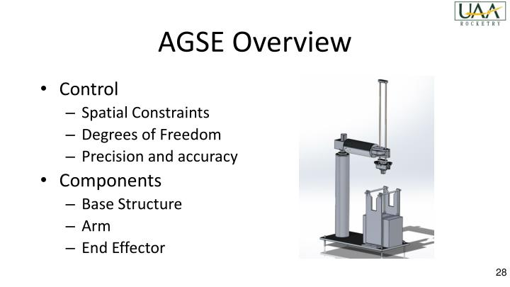 AGSE Overview