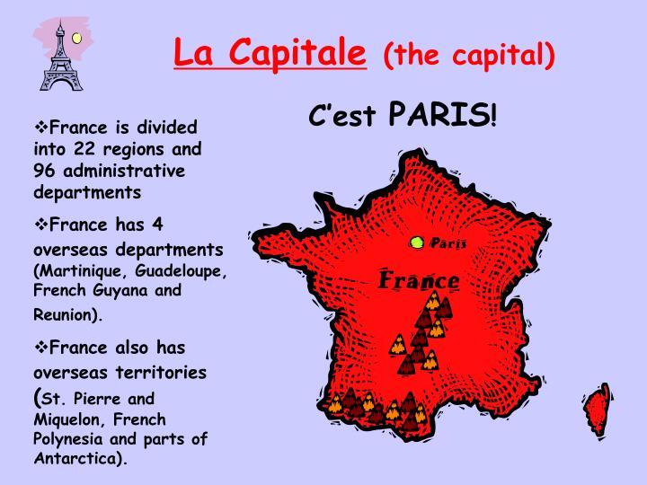 La Capitale