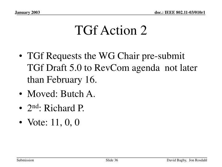 TGf Action 2