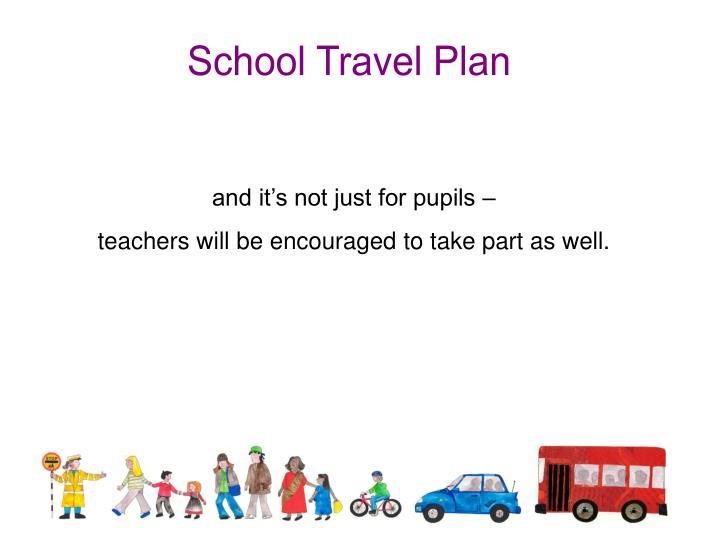 School Travel Plan